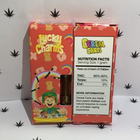 Lucky Charms 1